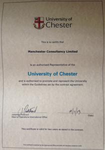 Chester Representative